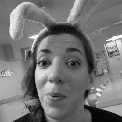 Bunny ears quad